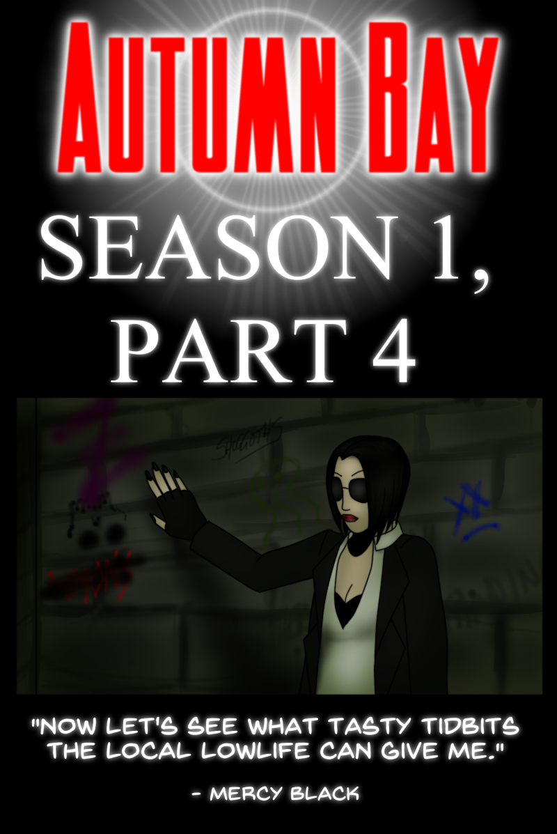 Season One, Part Four Cover