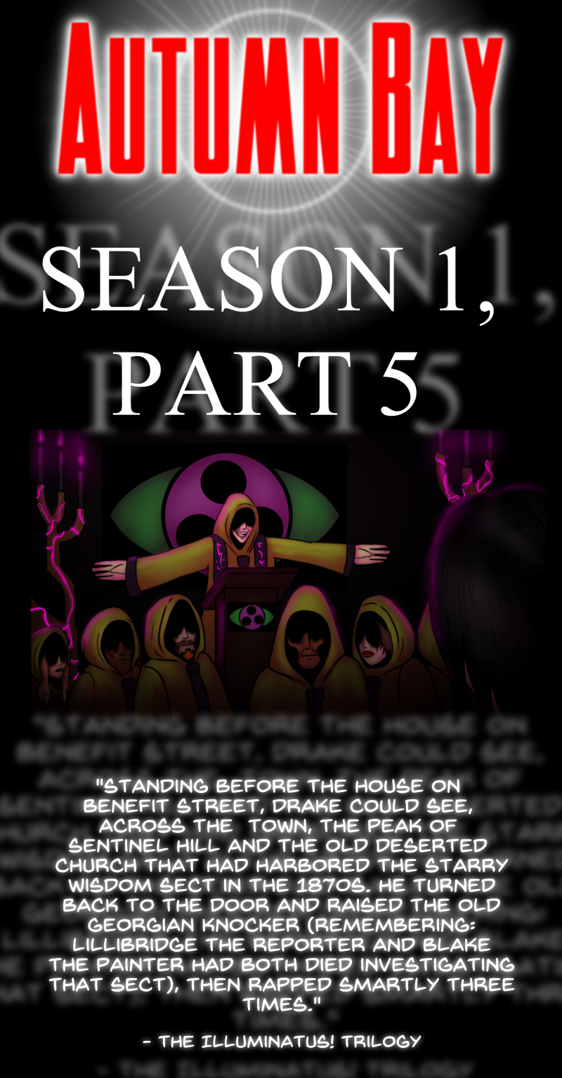 Season One, Part Five Cover