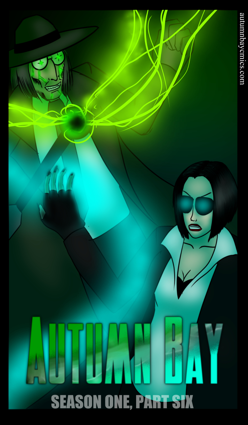 Season One, Part Six Cover