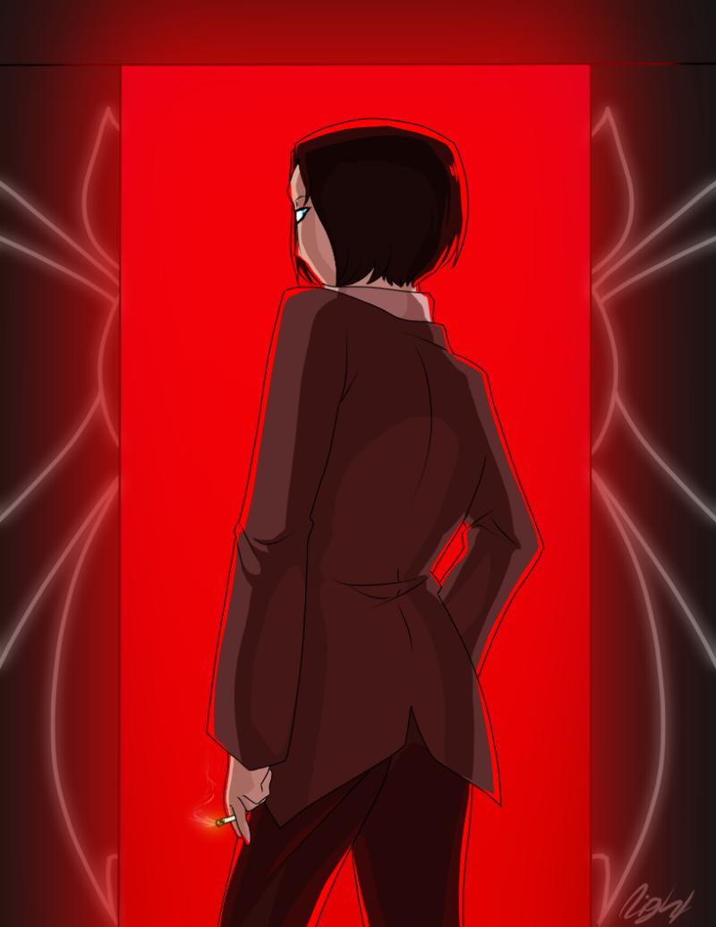 Mercy Black by apocalypticnight