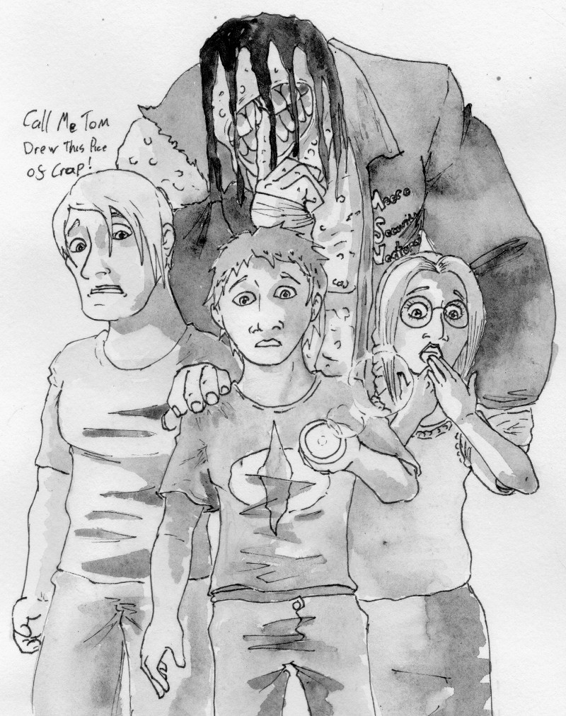 Meddling Kids and the Bogeyman by Call Me Tom