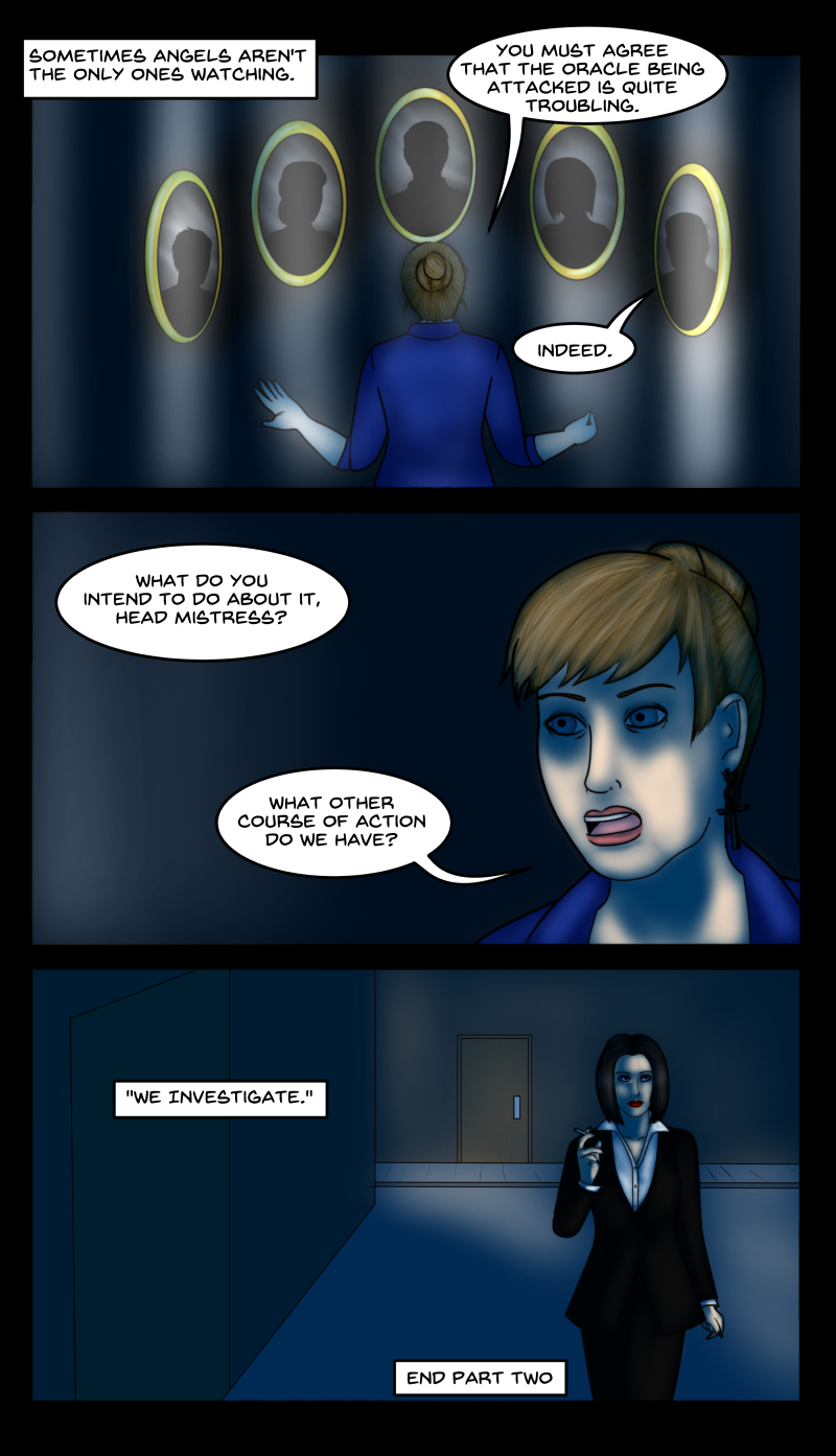The Shadowlight Council